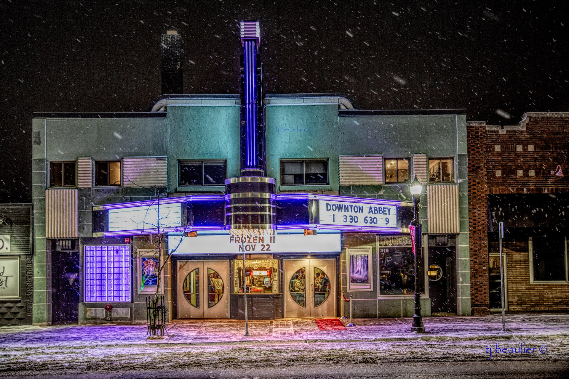 the west theatre of duluth minnesota